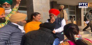 Congress Candidate Jaspreet Singh Gill from Mohali's Ward No. 6 won the Municipal Election