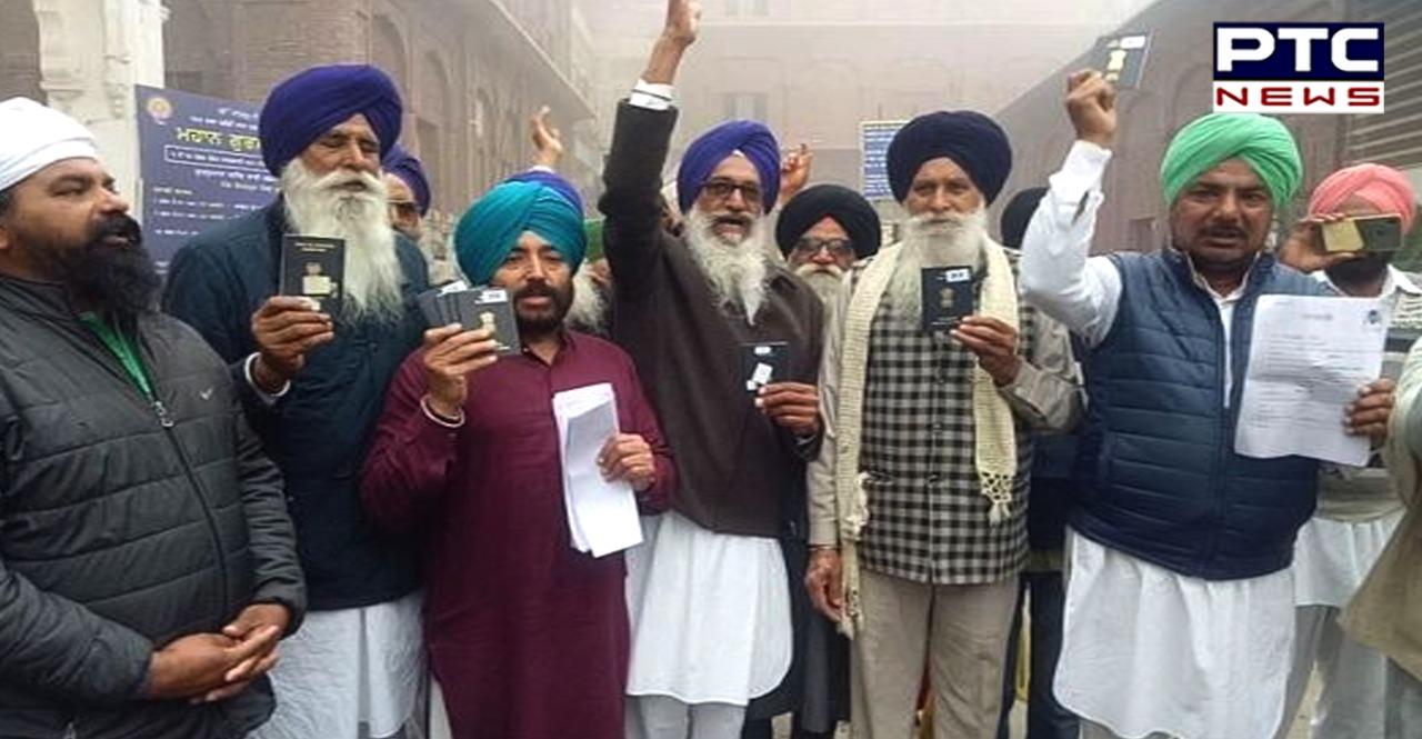 Refusal to allow pilgrims to go to Pakistan to avenge peasant struggle: Bikram Singh Majithia