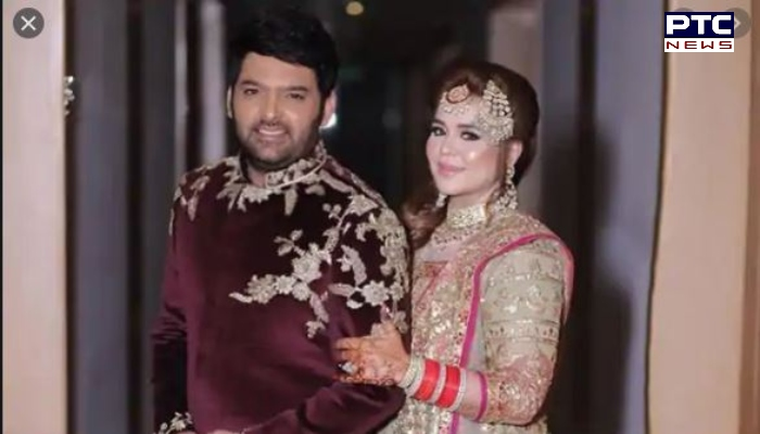 Kapil Sharma becomes father for the second time, blessed with a baby boy with wife Ginni Chatrath