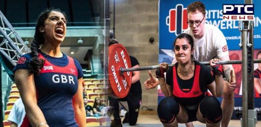 Karenjeet Kaur Bains, first Sikh woman to represent Great Britain in Powerlifting