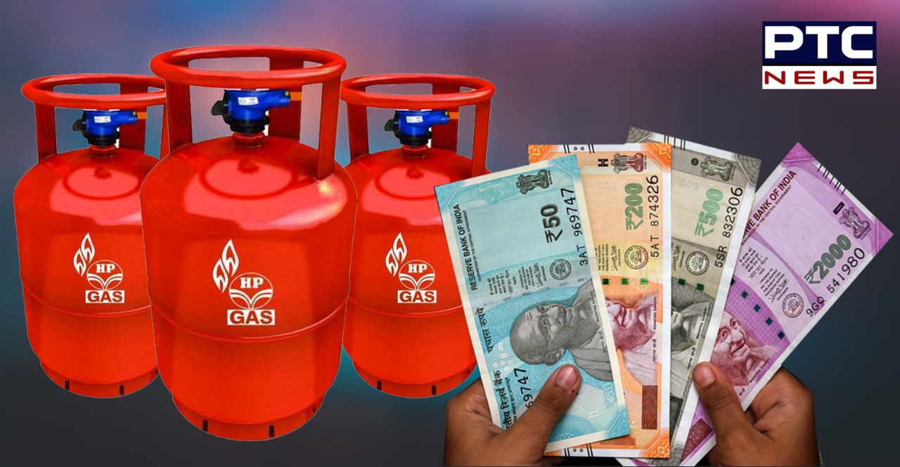 LPG Cylinder Rates: Cooking gas price hiked by Rs 50. Check revised rate