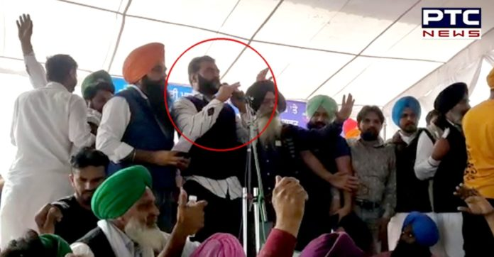 Wanted for Republic Day violence, Lakha Sidhana spotted in Bathinda