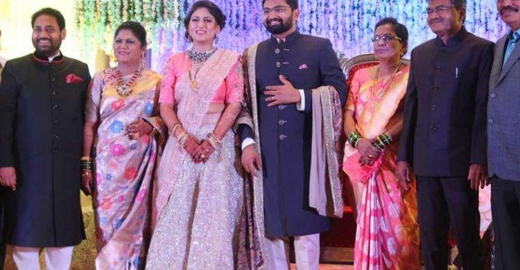 COVID-19 in Maharashtra: Amid coronavirus cases in Nagpur, Energy Minister Nitin Raut cancelled the wedding reception of his son Kunal Raut.