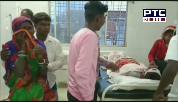 Madhya Pradesh: One dead, 12 injured as bus overturns in Bamhani area of Mandla