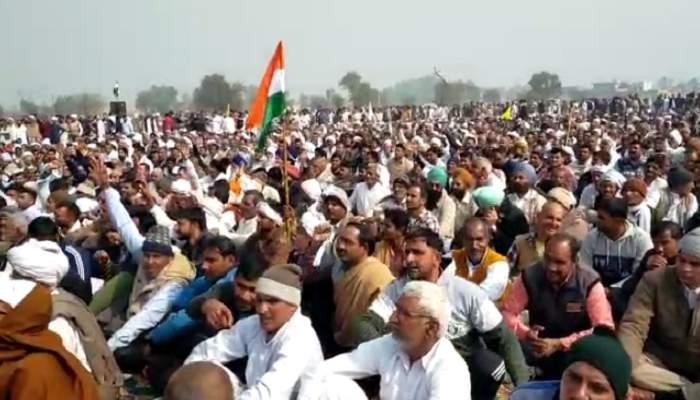 Farmers Agitation: Madhya Pradesh Home Minister Narottam Mishra said that the farmers protest was an experiment.
