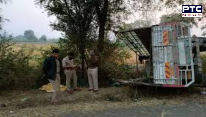 Maharashtra : 16 labourers dead after papaya laden truck overturns