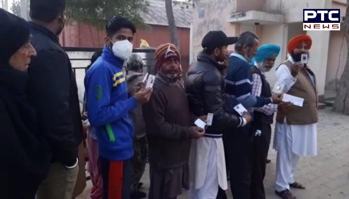 Punjab Municipal Election 2021 : Voting Start for Punjab Municipal Election