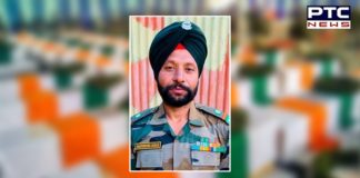 Punjab CM announces govt job for family member of martyr Naib Subedar Parwinder Singh