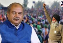 Government ready for more talks: Narendra Singh Tomar