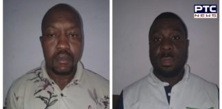 CBI arrested two Nigerian drug peddlers in Bengaluru , 20gms cocaine in RT Nagar