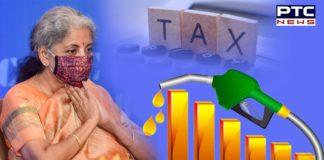 Reducing taxes on petrol, diesel is 'dharam sankat': Nirmala Sitharaman