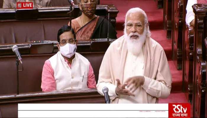 PM Modi got Emotional