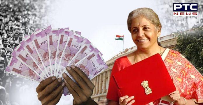 After Nirmala Sitharaman presented Union Budget 2021-22, PM Narendra Modi said that Budget presented amid unprecedented circumstances.After Nirmala Sitharaman presented Union Budget 2021-22, PM Narendra Modi said that Budget presented amid unprecedented circumstances.