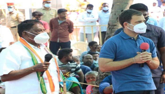 Puducherry Govt Update
