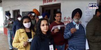 Punjab Municipal Election 2021