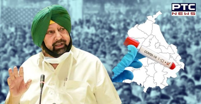 As COVID-19 cases spike in Punjab, CM orders curbs on gatherings