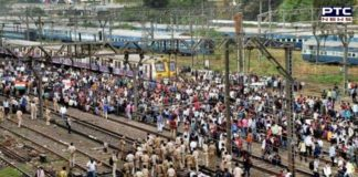 Rail Roko Agitation in India: Indian Railways deploys additional companies