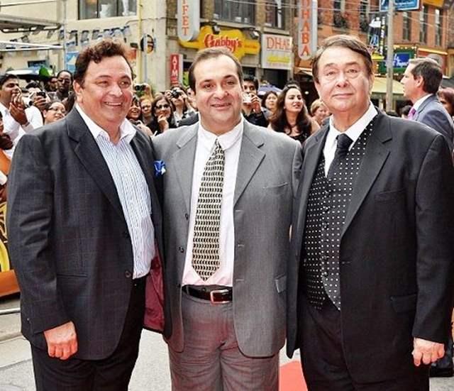 Rajiv Kapoor, Rishi Kapoor's brother and Raj Kapoor's son, Neetu Kapoor pays tribute