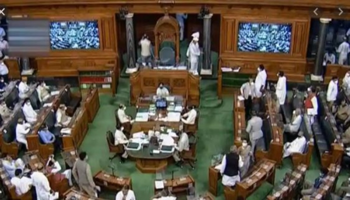 Parliament : 3 AAP MPs Suspended over Sloganeering Inside RS over Farmers' Protests