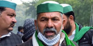 Farmers' next call will be for march to Parliament: Rakesh Tikait