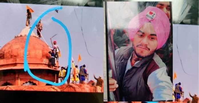 Republic Day violence: After Deep Sidhu, Delhi Police arrests man who climbed up tomb at Red Fort