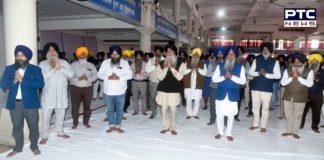 Bhagat Ravidas Jayanti celebrated by SGPC at Gurdwara Sri Manji Sahib