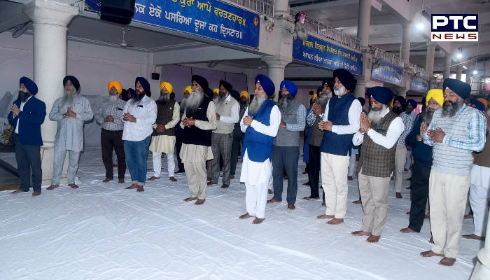 Bhagat Ravidas Jayanti celebrated by SGPC at Gurdwara Sri Manji Sahib