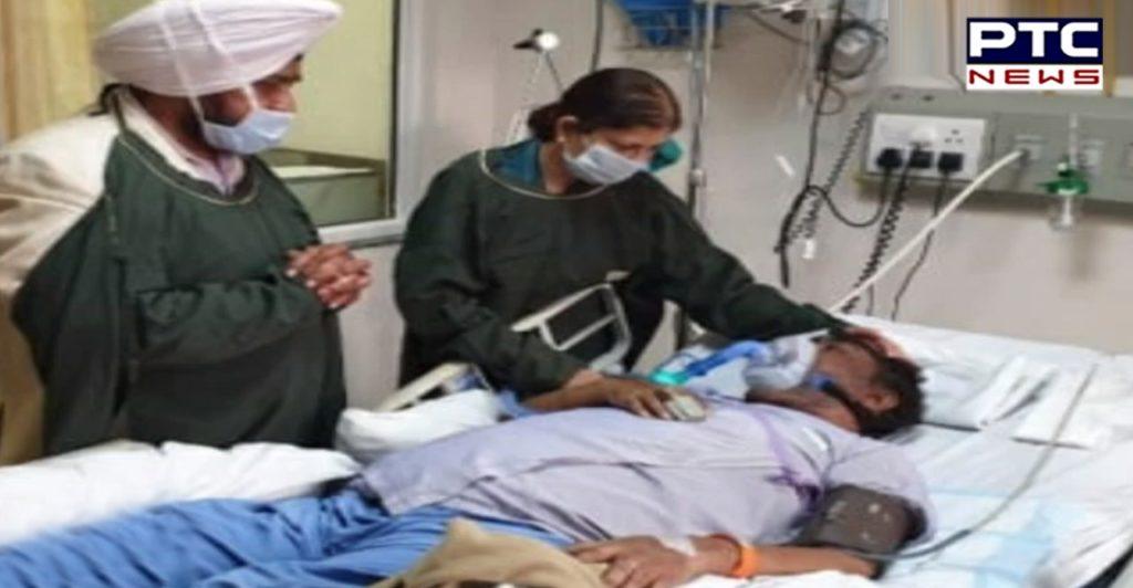 Sardool Sikander Death : Punjabi singer Sardool Sikander Death at Fortis hospital in Mohali