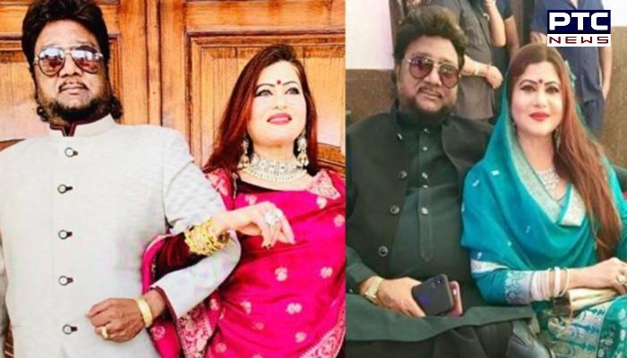 Sardool Sikander death : Wife Amar Noori's weeping after of late Punjabi singer Sardul Sikandar