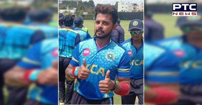 Vijay Hazare Trophy: Sreesanth bags 5 wickets as Kerala win two in two