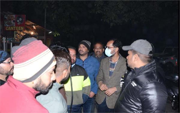 Student Sangharsh Morcha President on Attack in Jalandhar