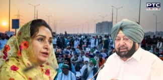 We know you're dancing to tunes of your 'bosses': Harsimrat Kaur Badal to Punjab CM