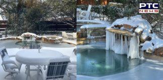 Texas: McKinney residents battling with unprecedented freak climate
