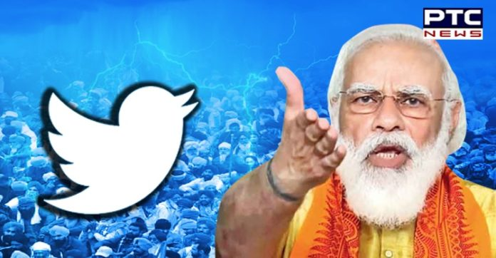 Govt issues notice to Twitter to remove contents related to farmer genocide