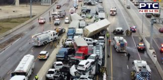 US Texas Interstate Crash: 6 killed in a 130-vehicle pileup on icy Texas interstate