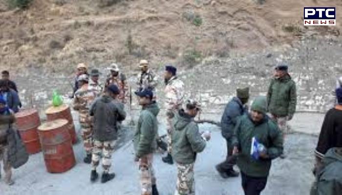 Uttarakhand Glacier Burst : 14 dead, 170 missing, confirms State Disaster Management
