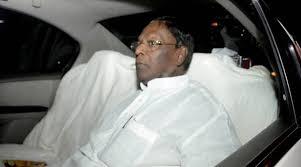 President Ram Nath Kovind accepts resignation of Puducherry chief minister V Narayanasamy