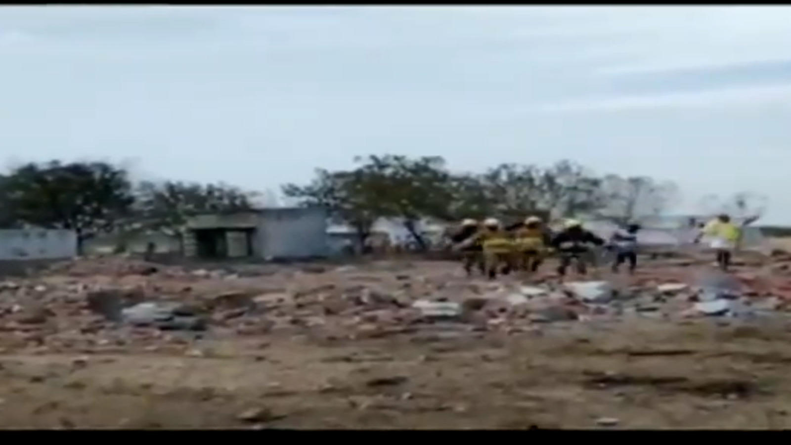 Tamil Nadu: 11 dead and 22 injured in fire accident at a fireworks factory in Virudhunagar