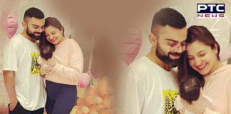 Anushka Sharma shares first photo of daughter with Virat Kohli