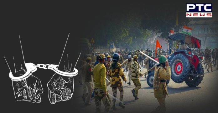 Delhi Police arrests 122 people in connection with farmers protest