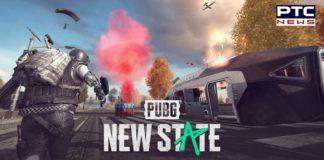 PUBG New State is a futuristic new battle; watch trailer