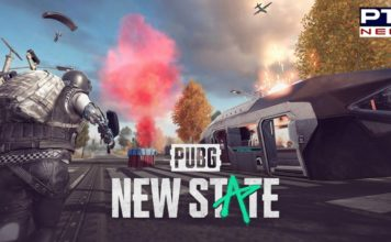 PUBG New State is a futuristic new battle; watch trailer