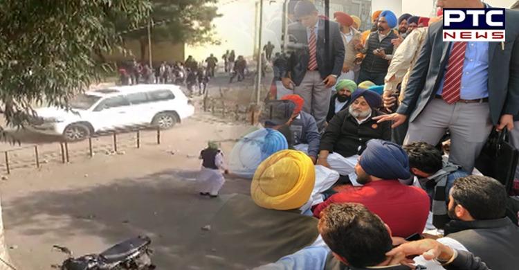 Shiromani Akali Dal (SAD) asked Captain Amarinder Singh to tell Punjabis what action taken into Jalalabad attack on party president Sukhbir Singh Badal.