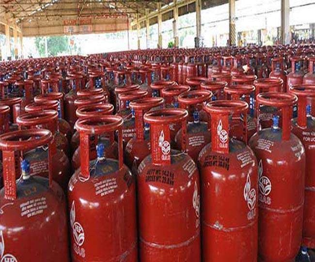 LPG Cylinder Price : Govt hikes cooking gas price from today   Check Revised rate