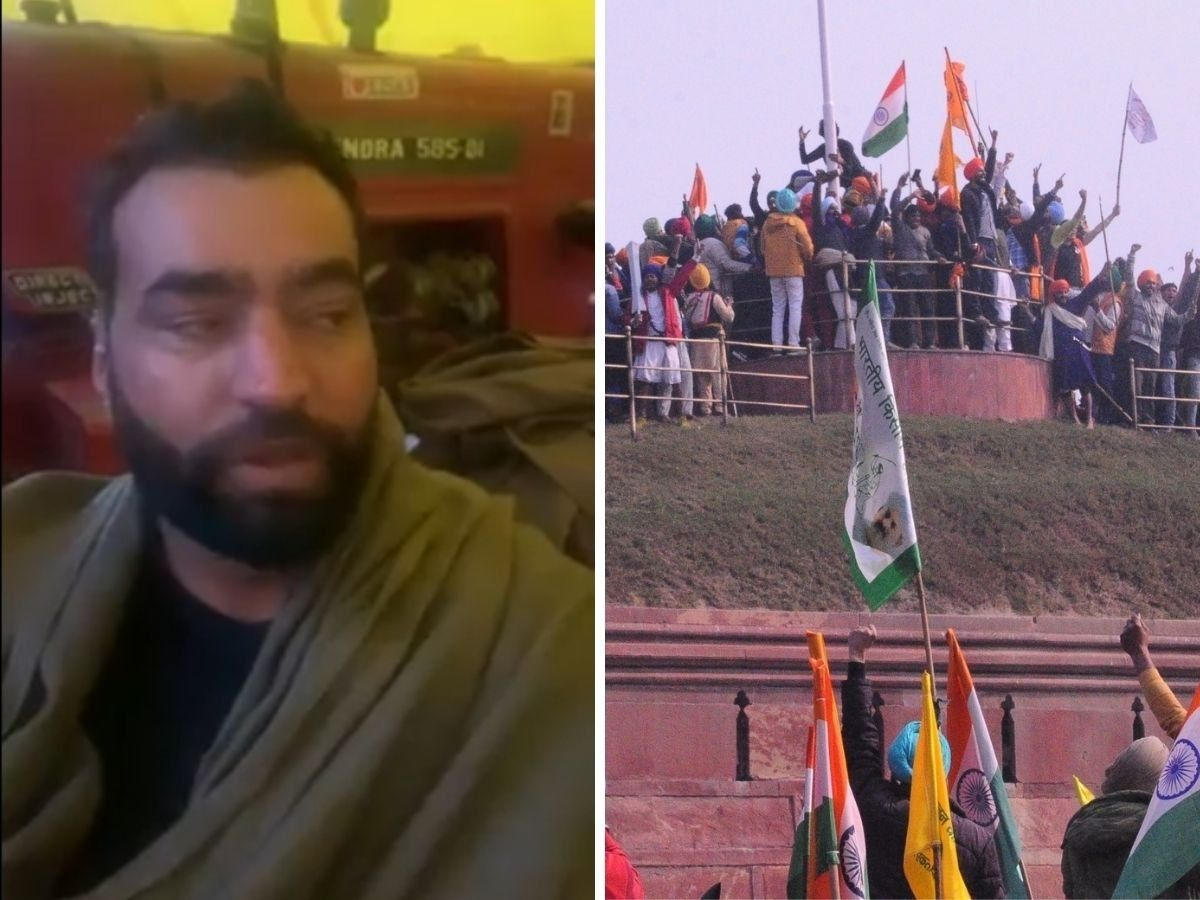 Has Delhi Police arrested Lakha Sidhana in connection with Republic Day violence from the national capital on Sunday?