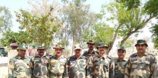 BSF Indo pak borde