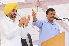 Kejriwal and Mann hand in glove with the BJP and Mann gave his assent to the Essential Commodities Act with the approval of the Delhi CM - SAD