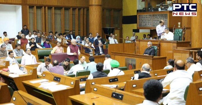No-confidence motion against Haryana government led by Manohar Lal Khattar moved by Bhupinder Singh Hooda has been defeated in the Assembly.