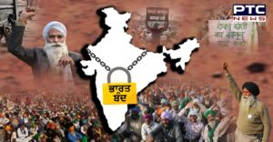 Farmers Protest : Farmer unions call for Bharat bandh on 26 March