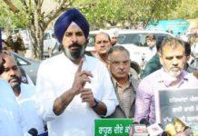 Bikram Majithia exposes Sunil Jakhar with CAG disclosures on debt of Punjab